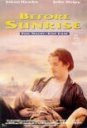 Filmplakat: Before Sunrise