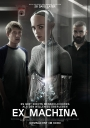 Filmplakat: Ex_Machina