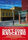 Filmplakat: Don't Come Knocking