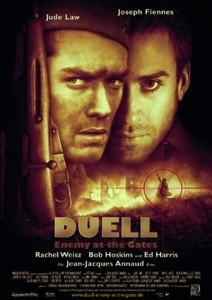 Filmplakat: Duell - Enemy at the Gates