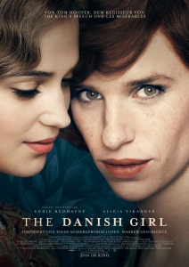 Filmplakat: The Danish Girl