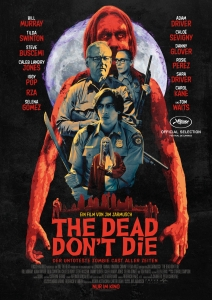 Filmplakat: The Dead Don't Die