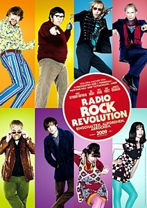 Filmplakat: Radio Rock Revolution
