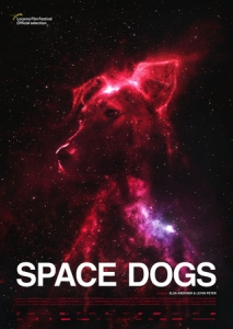 Filmplakat: Space Dogs