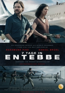 Filmplakat: 7 Tage in Entebbe