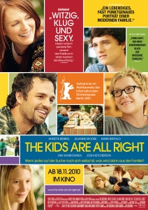 Filmplakat: The Kids Are All Right