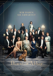 Filmplakat: Downton Abbey