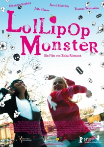 Filmplakat: Lollipop Monster