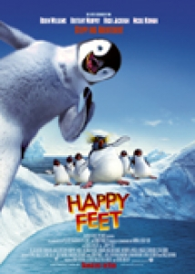 Filmplakat: Happy Feet
