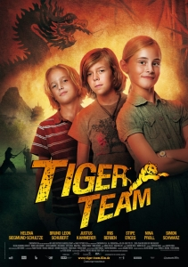 Filmplakat: Tiger Team