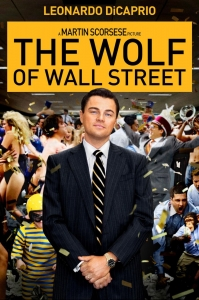 Filmplakat: The Wolf of Wall Street
