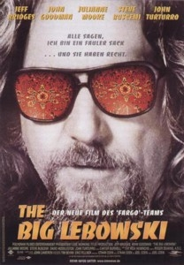 Filmplakat: The Big Lebowski