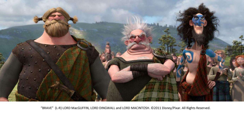 Film Merida Legende Der Highlands Deutsche Filmbewertung Und