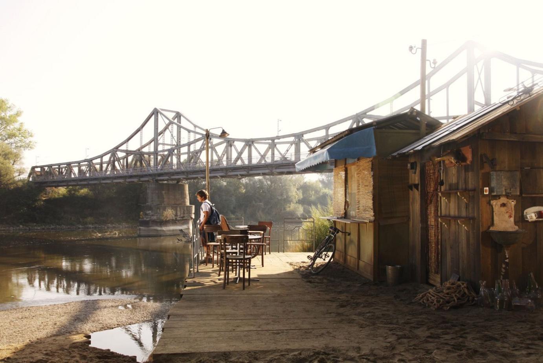 Die Brücke Am Ibar
