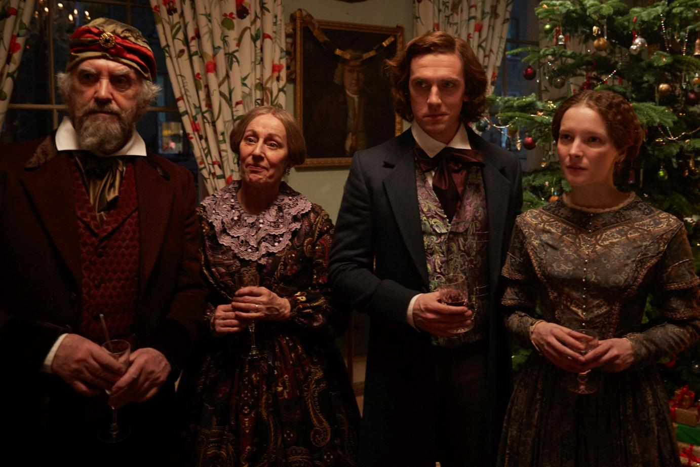 Der Weihnachten.Film Charles Dickens Der Mann Der Weihnachten Erfand Deutsche