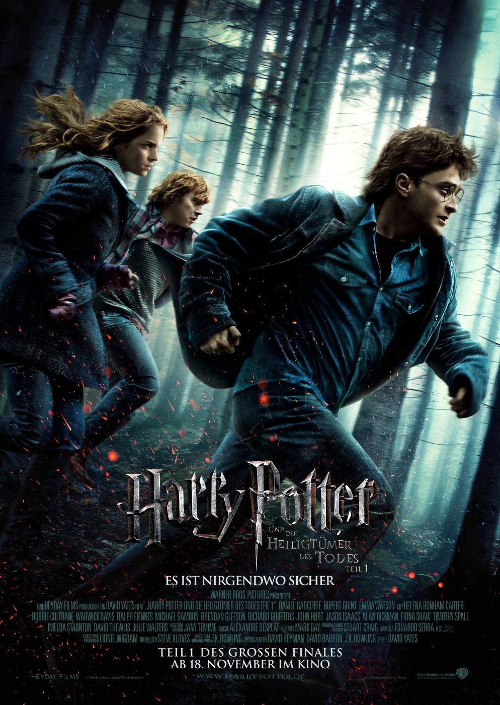 Harry Potter Und Die Heiligtümer Des Todes Teil 1 Movie4k