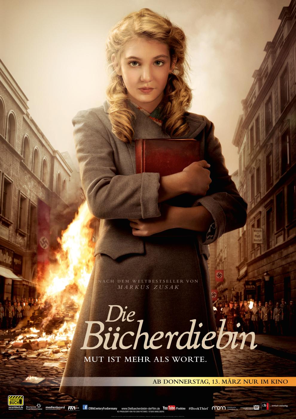 bГјcherdiebin