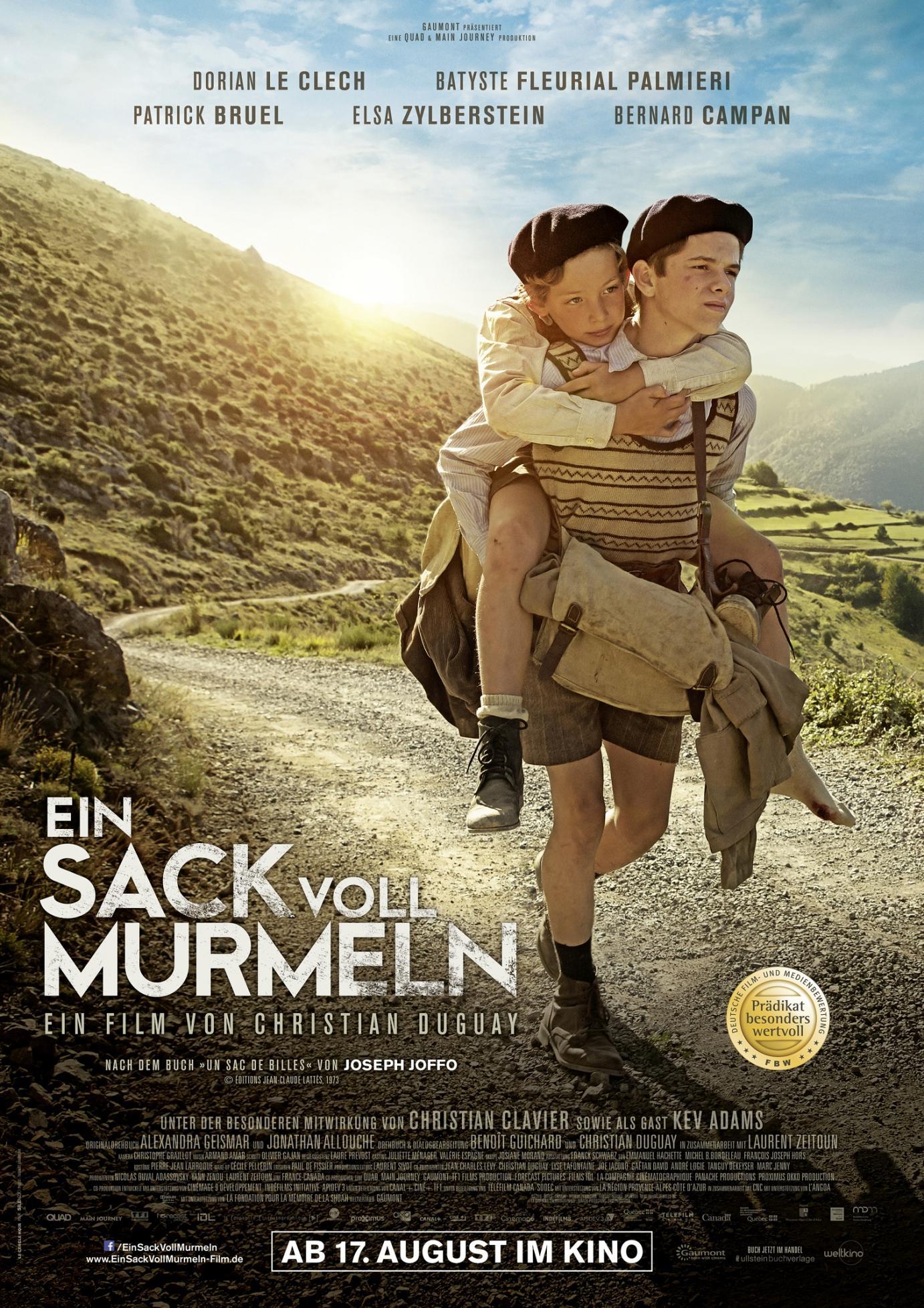 Film Ein Sack Voll Murmeln Deutsche Filmbewertung Und