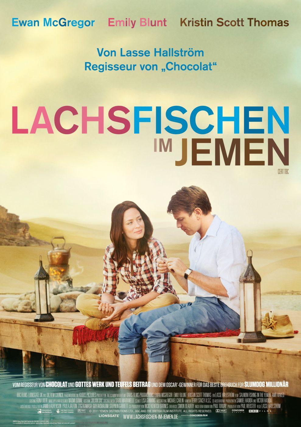 film lachsfischen im jemen deutsche filmbewertung und medienbewertung fbw. Black Bedroom Furniture Sets. Home Design Ideas