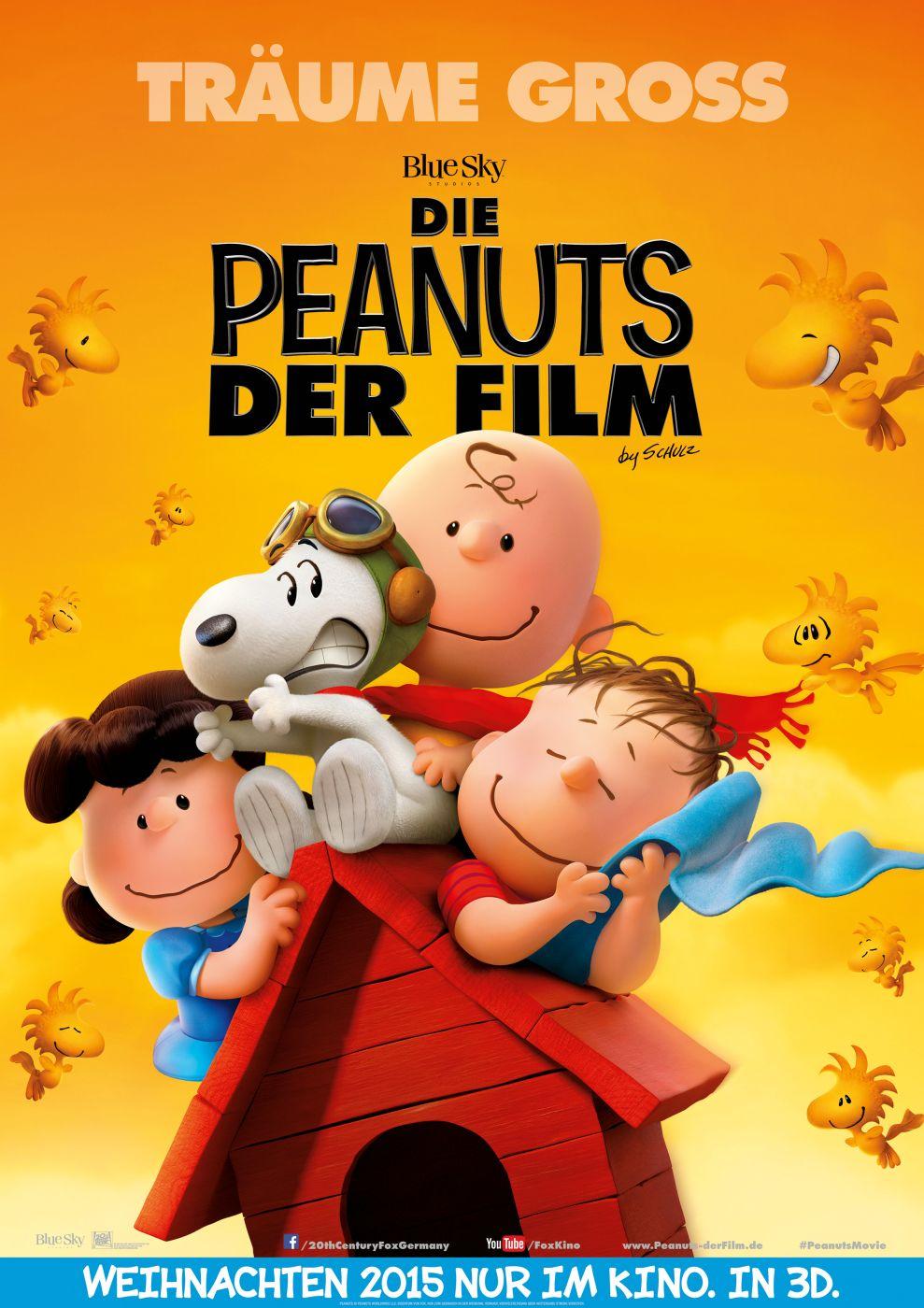Film » Die Peanuts - Der Film | Deutsche Filmbewertung und ...