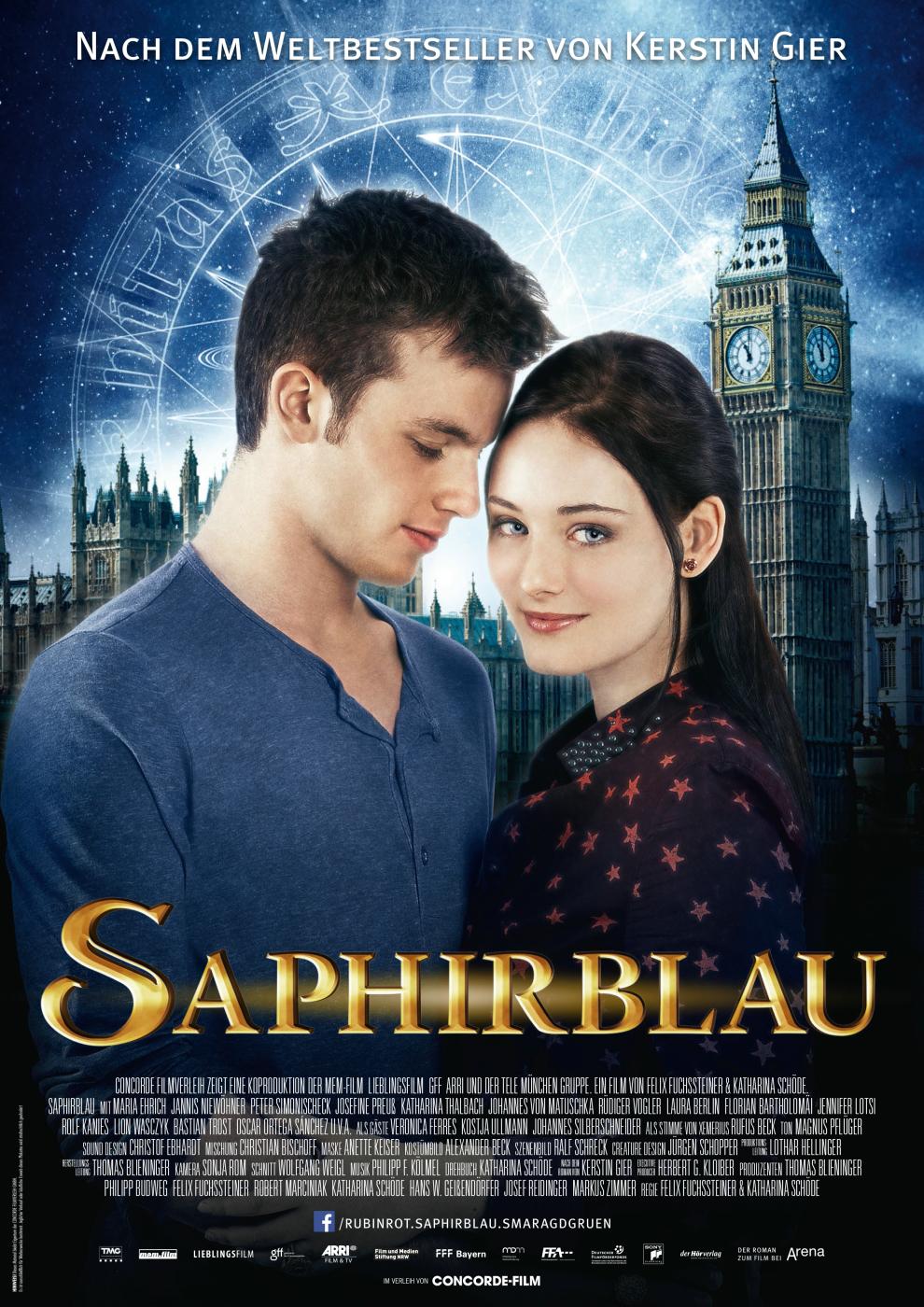 Saphirblau Film Online Schauen