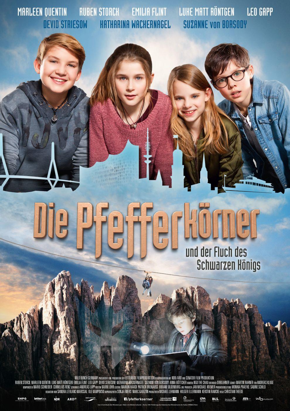 Die Pfefferkörner Und Der Fluch Des Schwarzen Königs Ganzer Film Deutsch