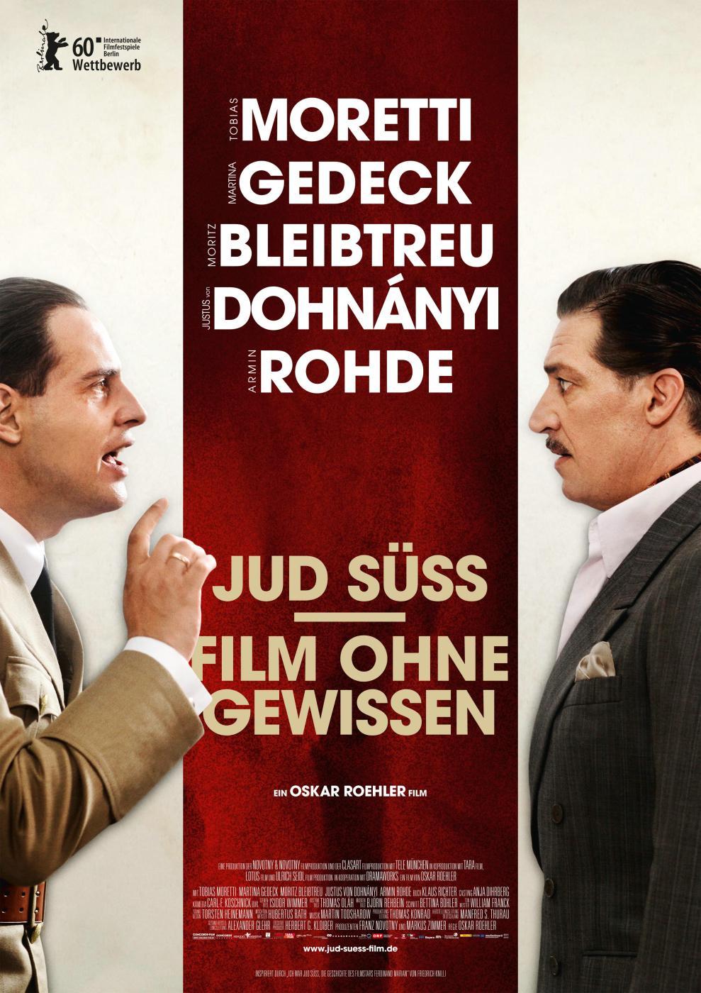 Jud Süß – Film Ohne Gewissen
