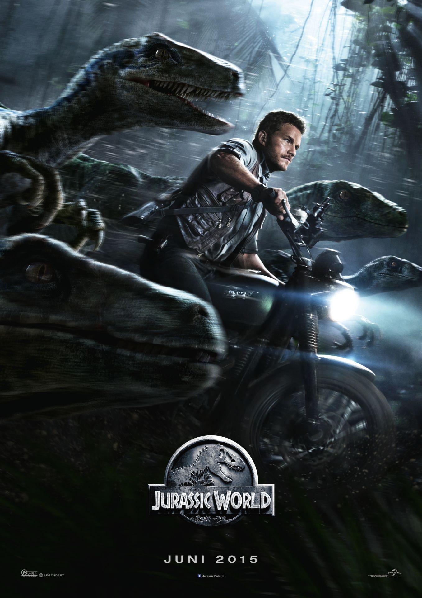 Film Jurassic World Deutsche Filmbewertung Und Medienbewertung Fbw