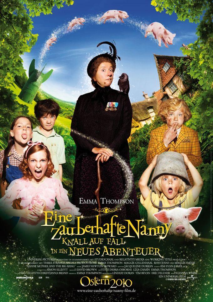 Film » Eine Zauberhafte Nanny - Knall auf Fall in ein neues ...