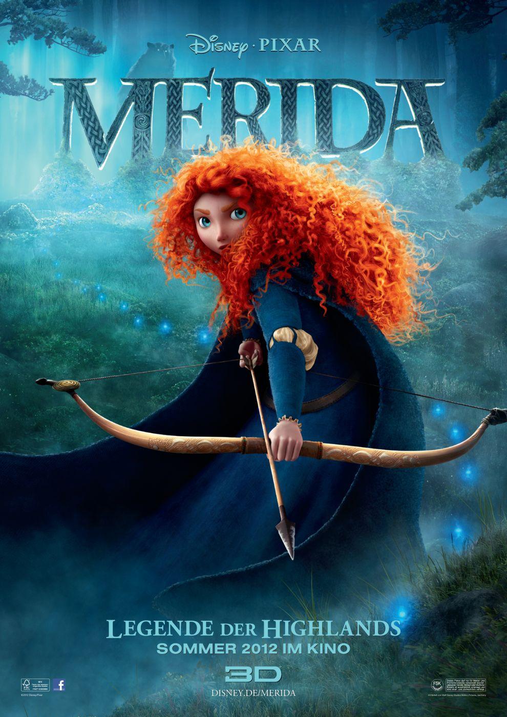 merida legende der highlands ganzer film deutsch