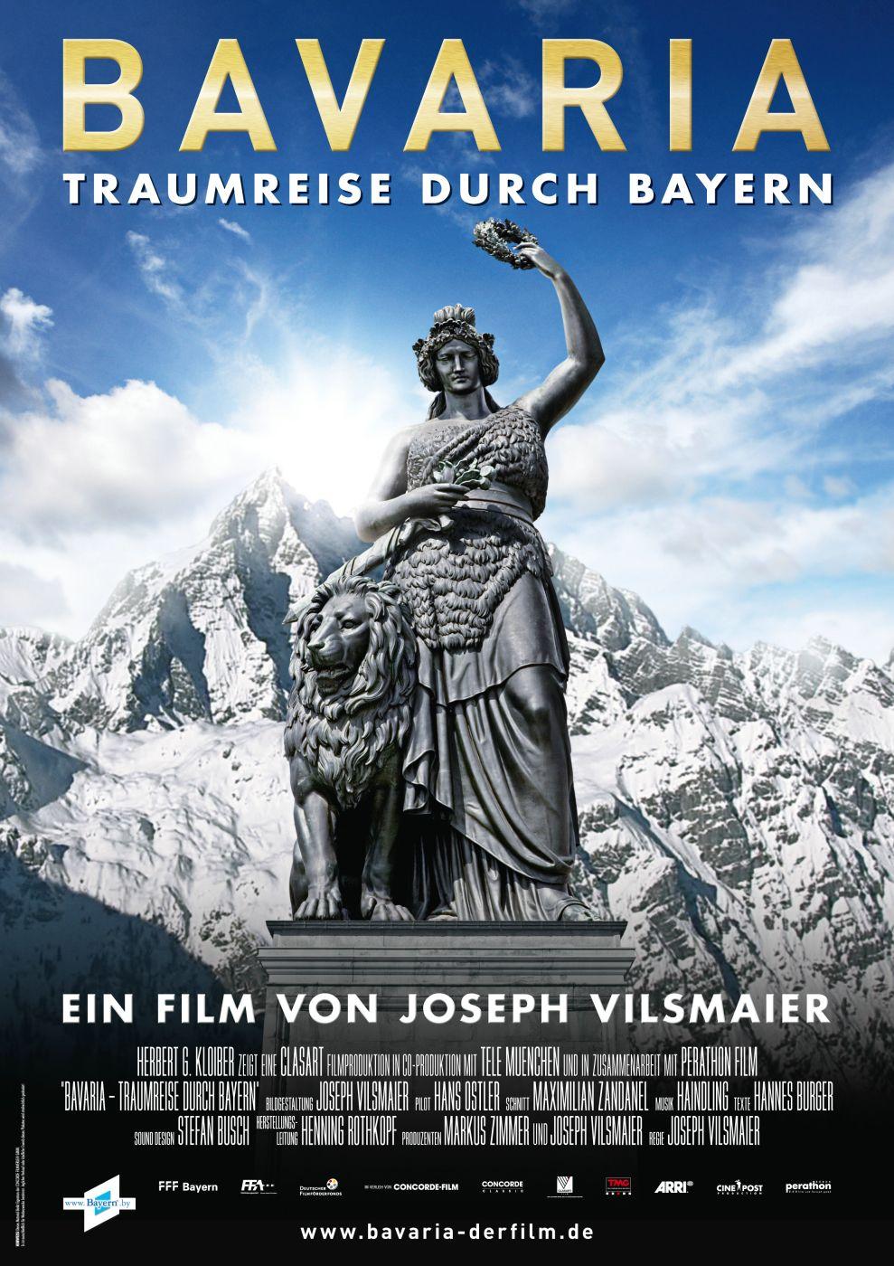 Bavaria Traumreise Durch Bayern Ganzer Film