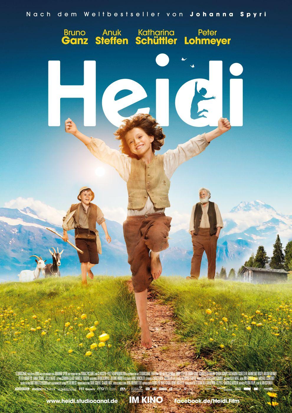 Heidi Video Deutsch