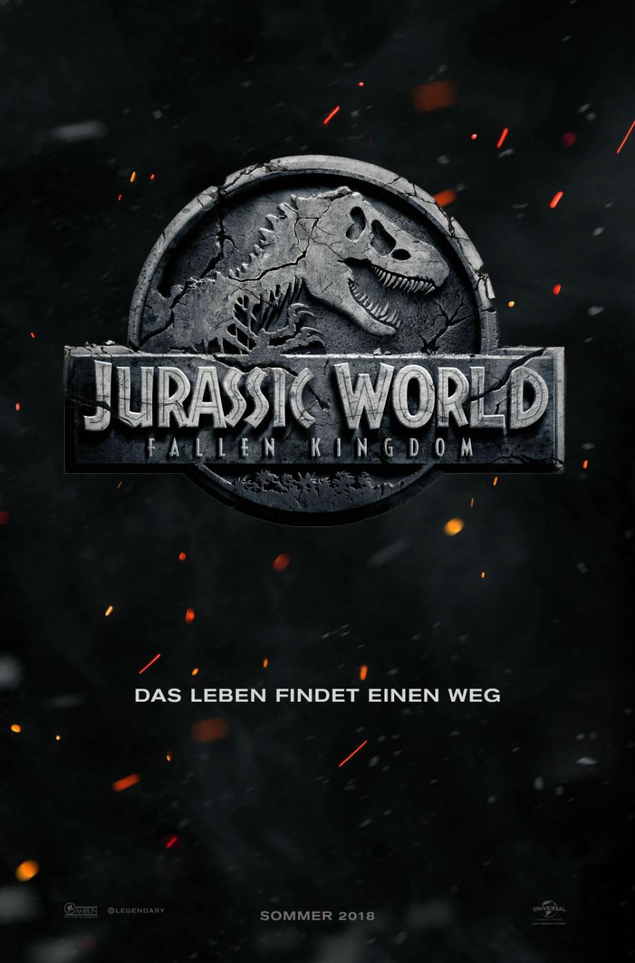 Film Jurassic World Das Gefallene Königreich Deutsche