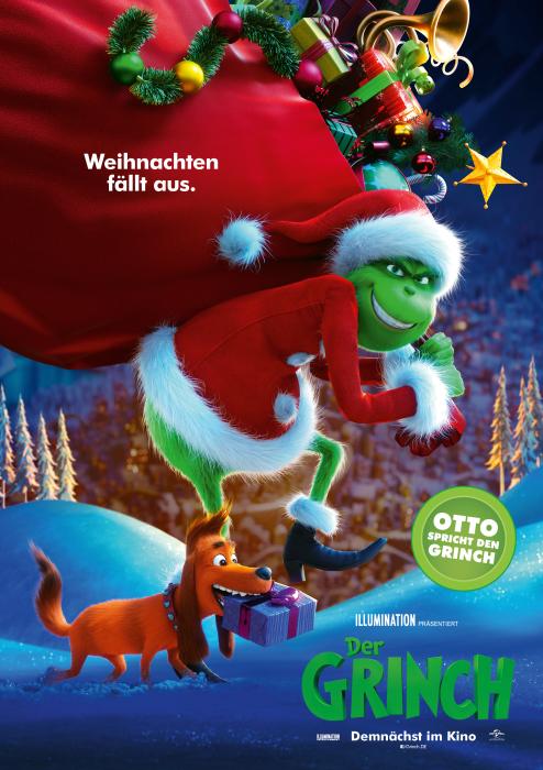 Film » Der Grinch | Deutsche Filmbewertung und Medienbewertung FBW
