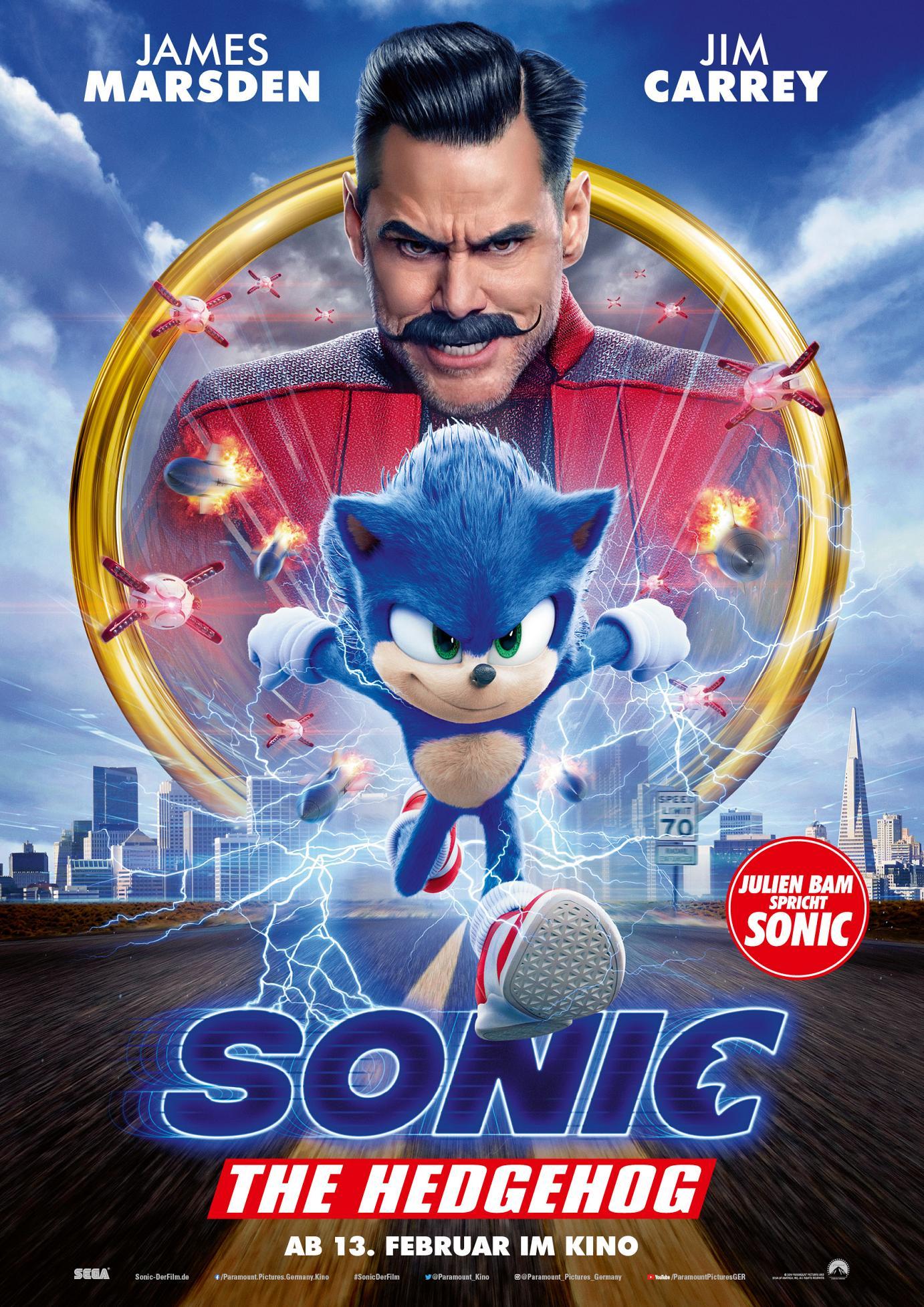 Sonic Kinostart