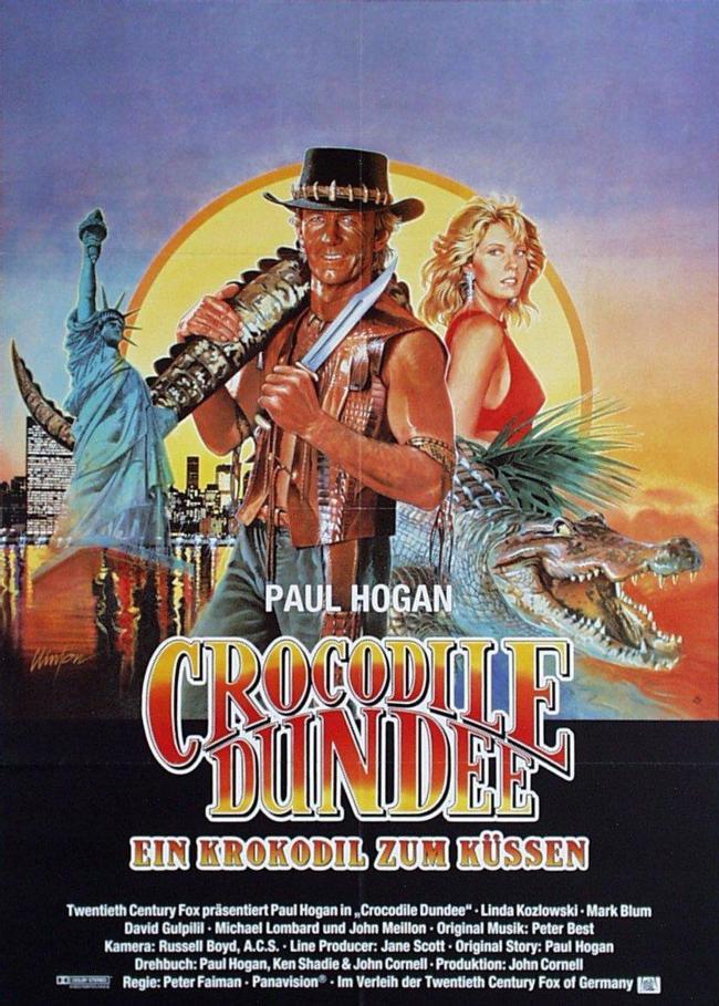 Krokodil Dundee Film