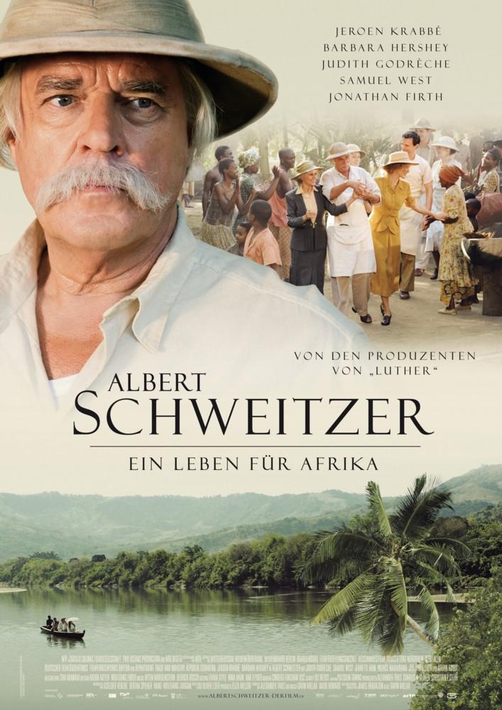 Film » Albert Schweitzer - Ein Leben für Afrika | Deutsche