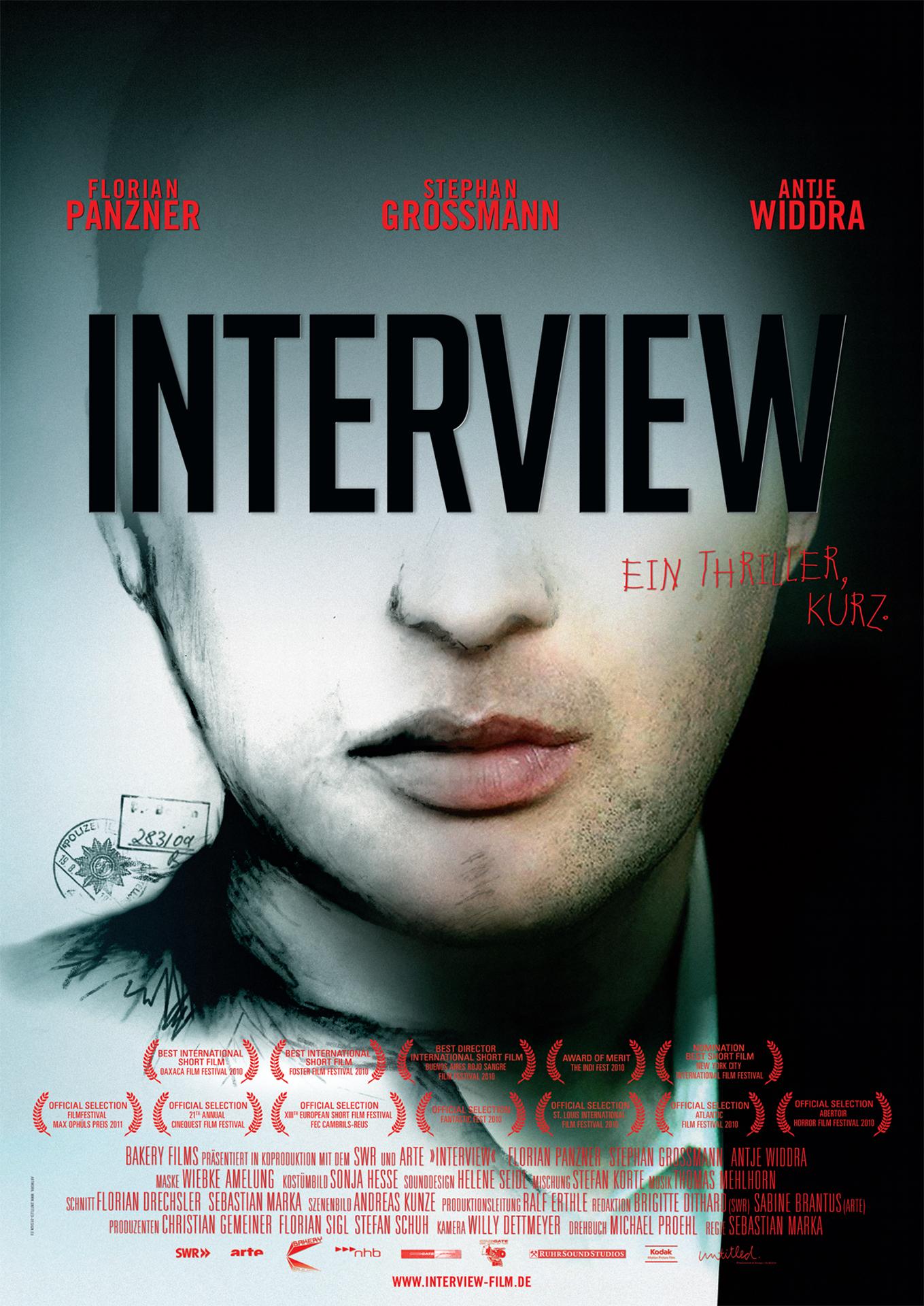 The Interview Stream Deutsch