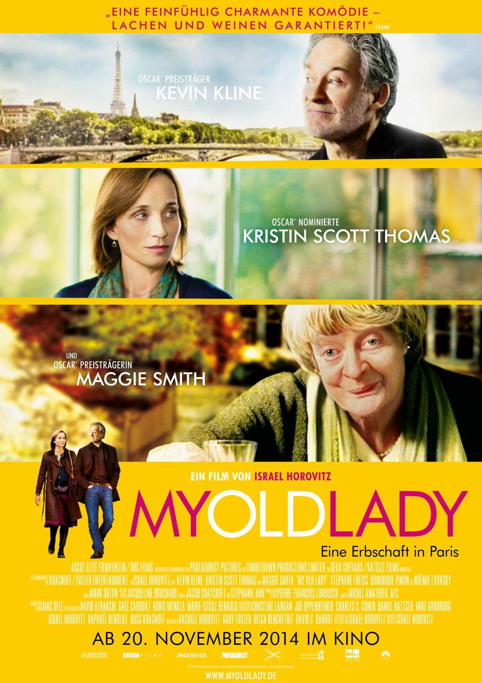 Film My Old Lady Deutsche Filmbewertung Und Medienbewertung Fbw