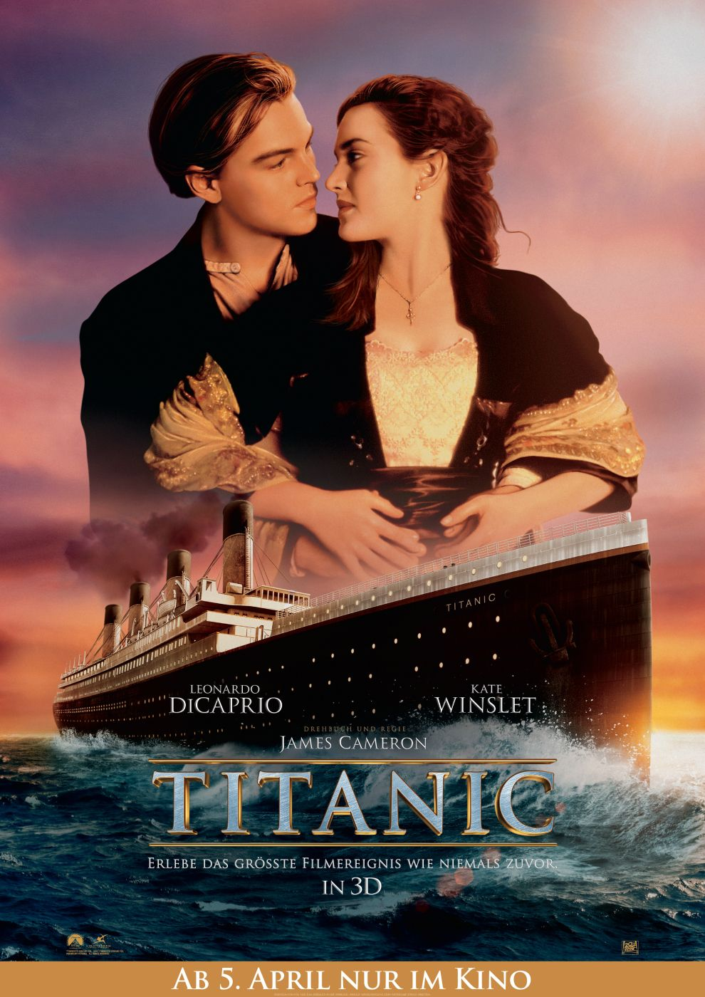 titanic der ganze film in deutsch