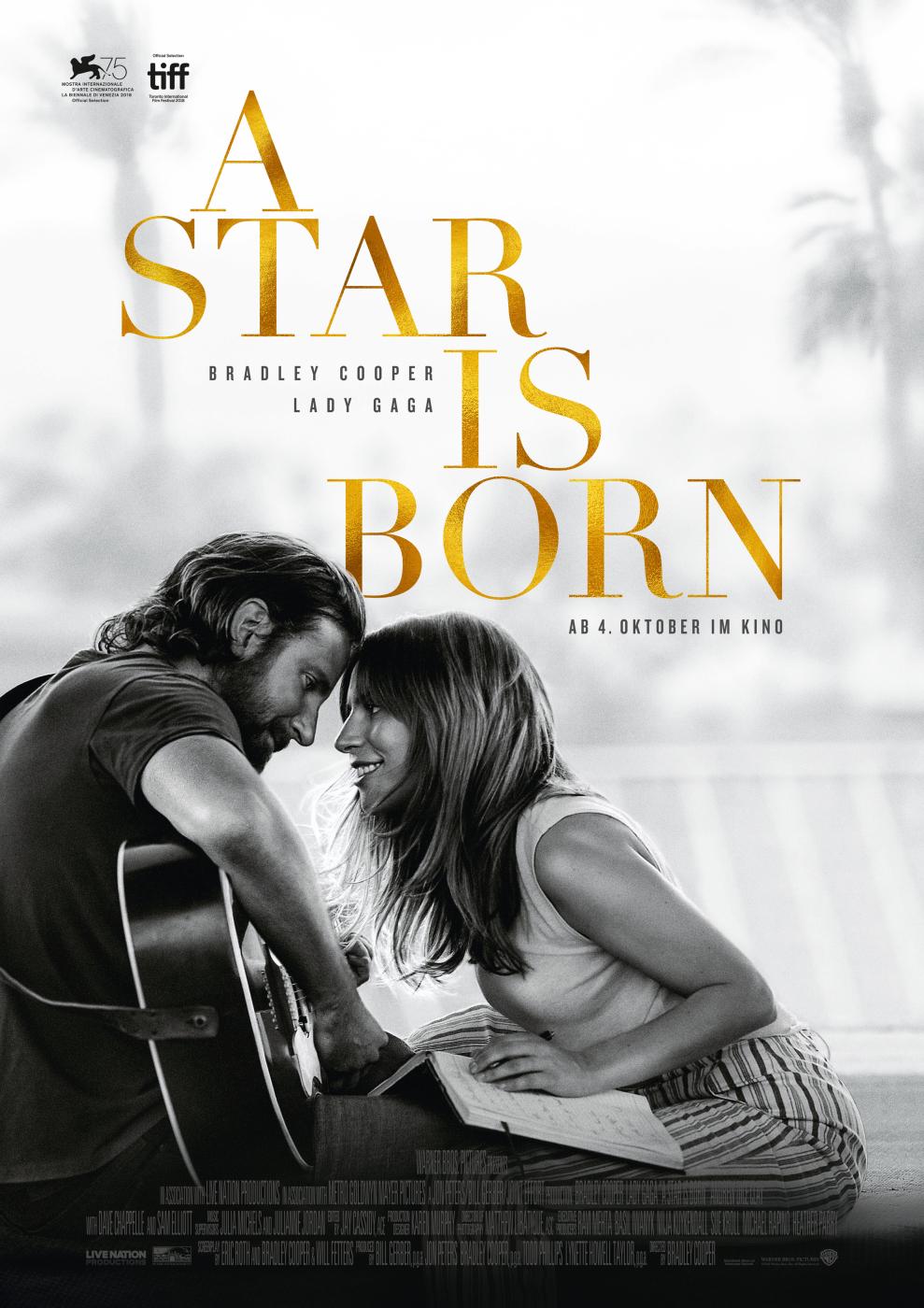 A Star Is Born Trailer Deutsch