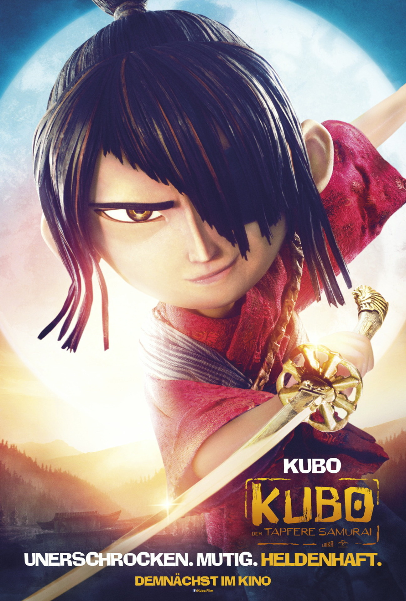 Kubo Der Tapfere Samurai Kinox