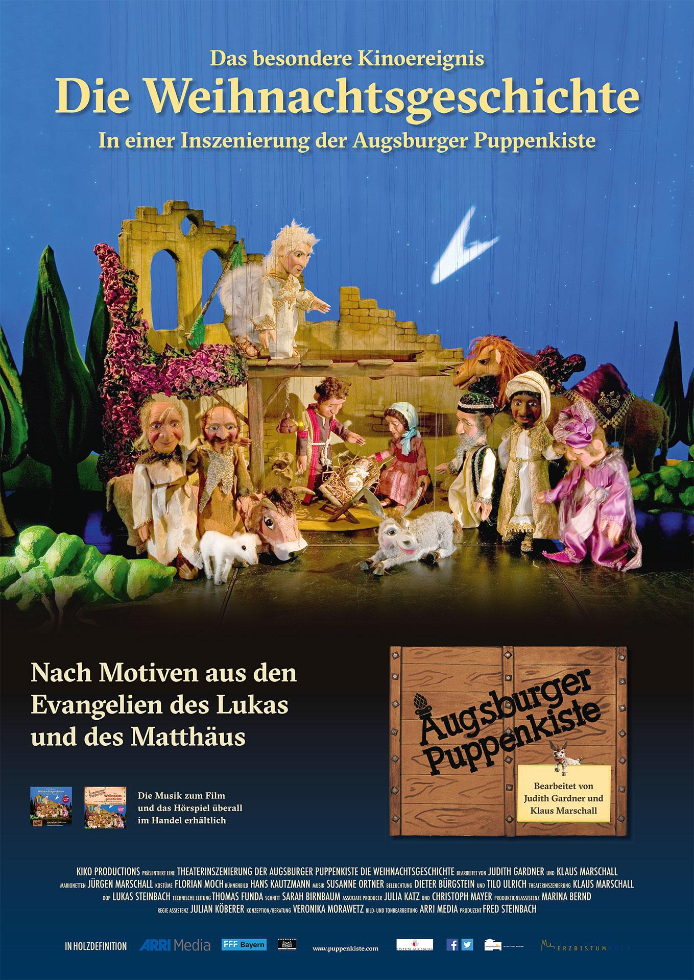 Film » Die Weihnachtsgeschichte   Deutsche Filmbewertung und ...