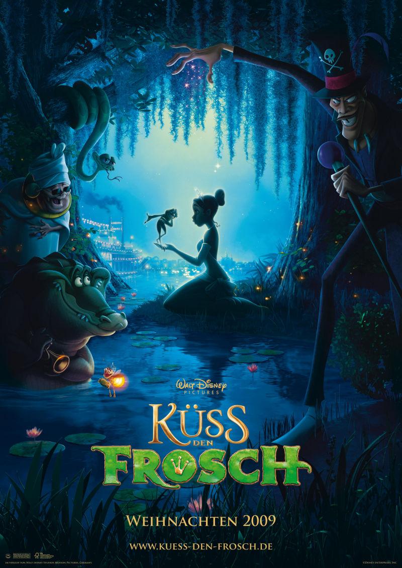 Küss Den Frosch Ganzer Film Deutsch