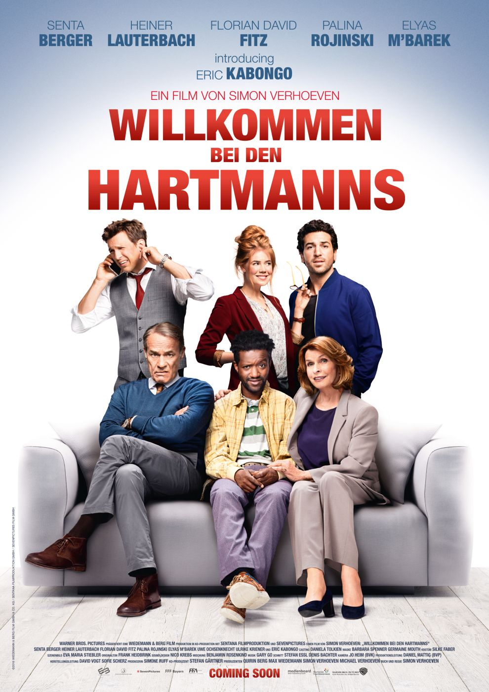 film willkommen bei den hartmanns deutsche filmbewertung und medienbewertung fbw. Black Bedroom Furniture Sets. Home Design Ideas