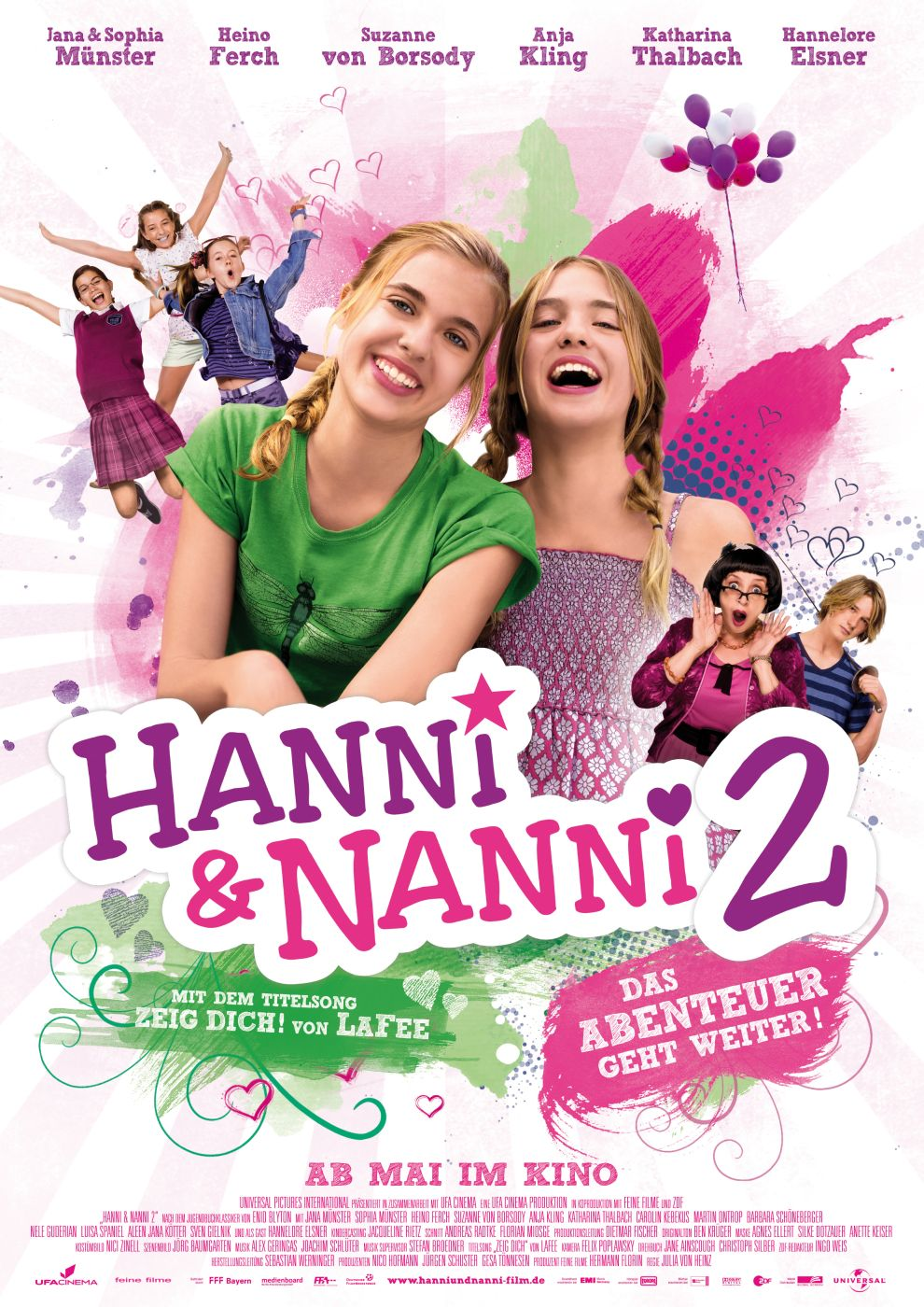 Hanni Und Nanni Film 2