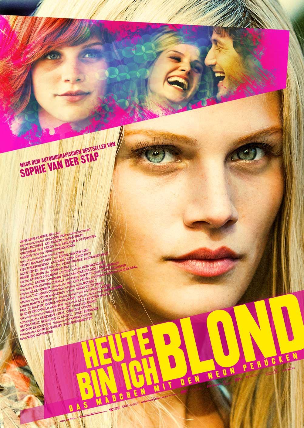 Heute Bin Ich Blond Ganzer Film Deutsch