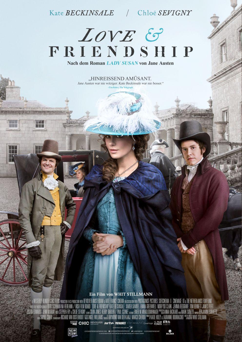 Film Love Friendship Deutsche Filmbewertung Und