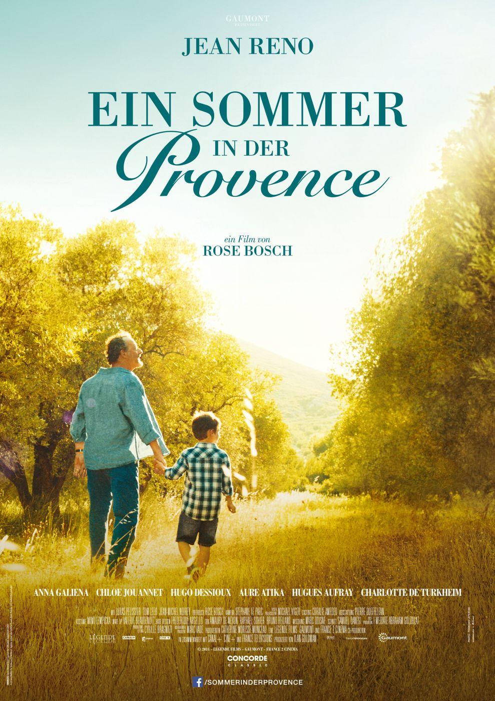 Sommer Provence