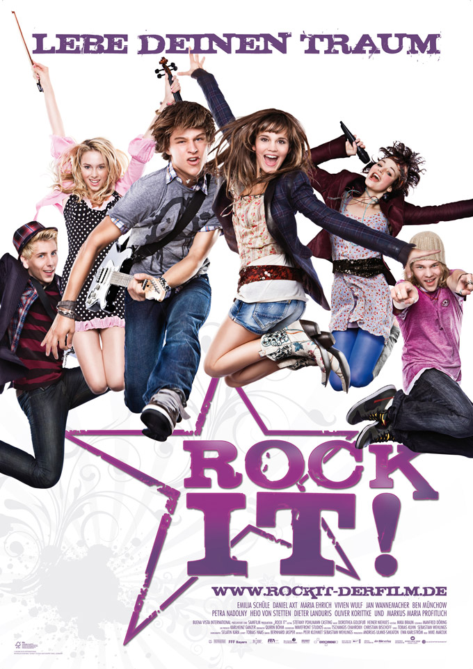 Rock It Ganzer Film Deutsch